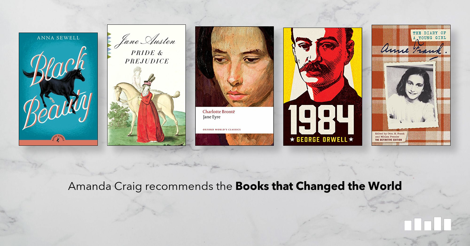 Books that Changed the World | Five Books Expert Recommendations