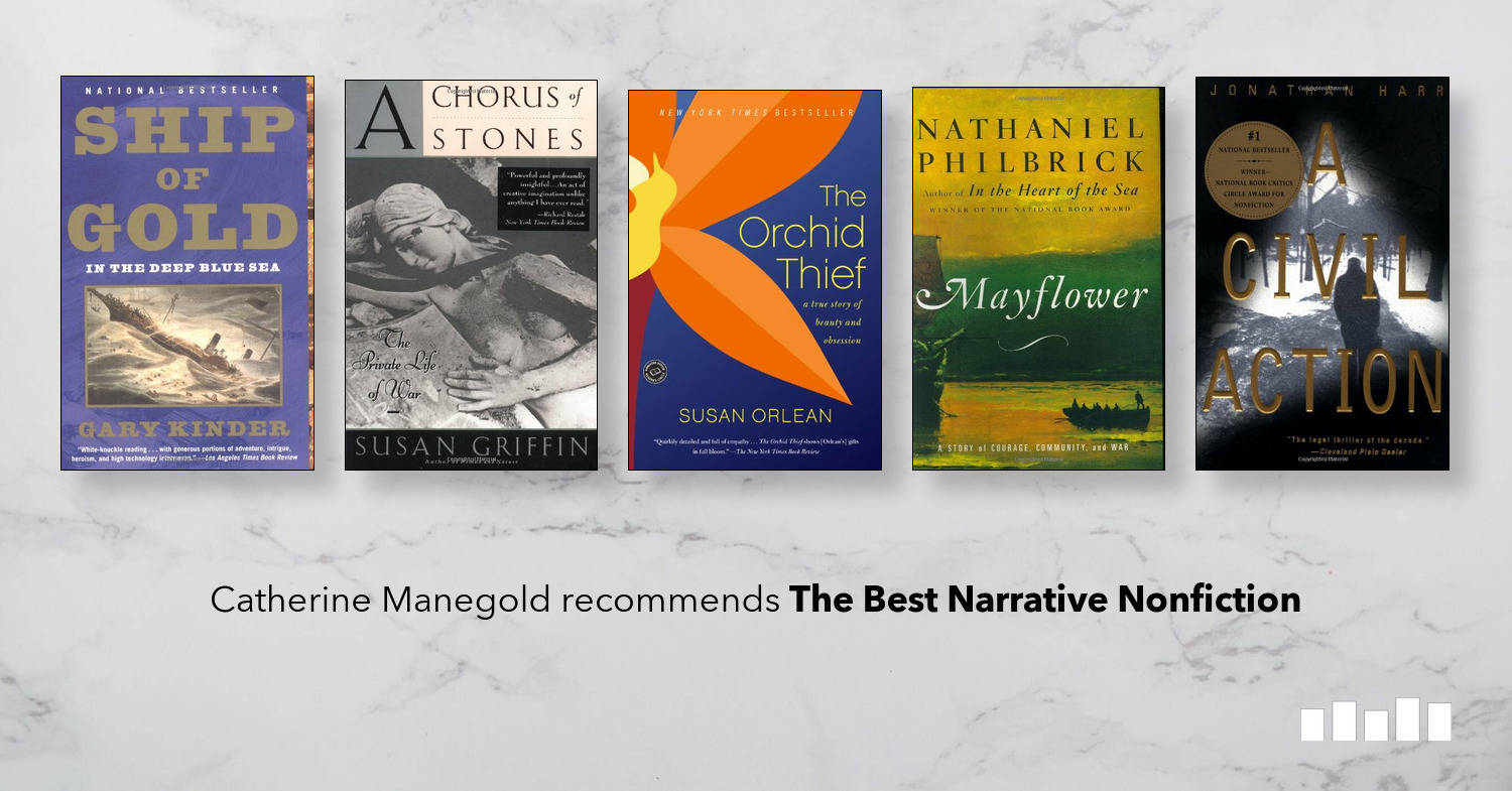 The Best Books on Narrative Non-Fiction | Five Books Expert