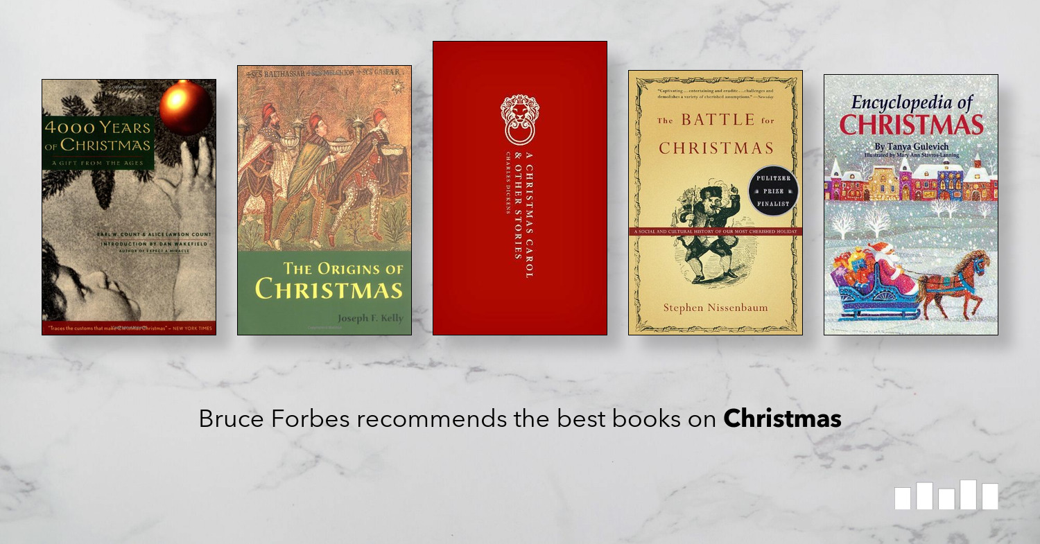 The Best Books On Christmas Five Books Expert Recommendations