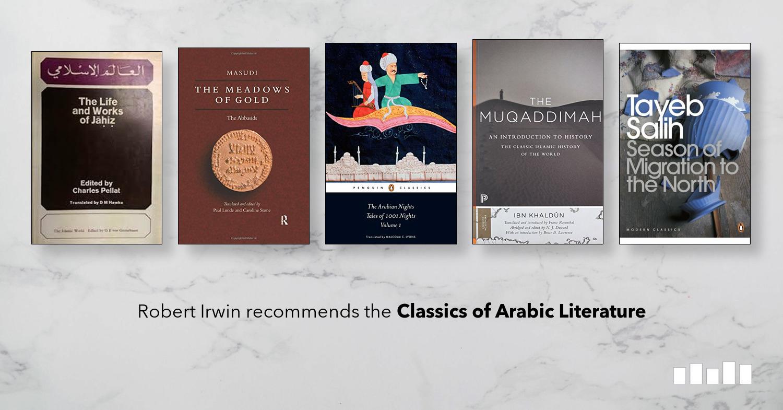 The Best Books On Classics Of Arabic Literature Five Books Expert