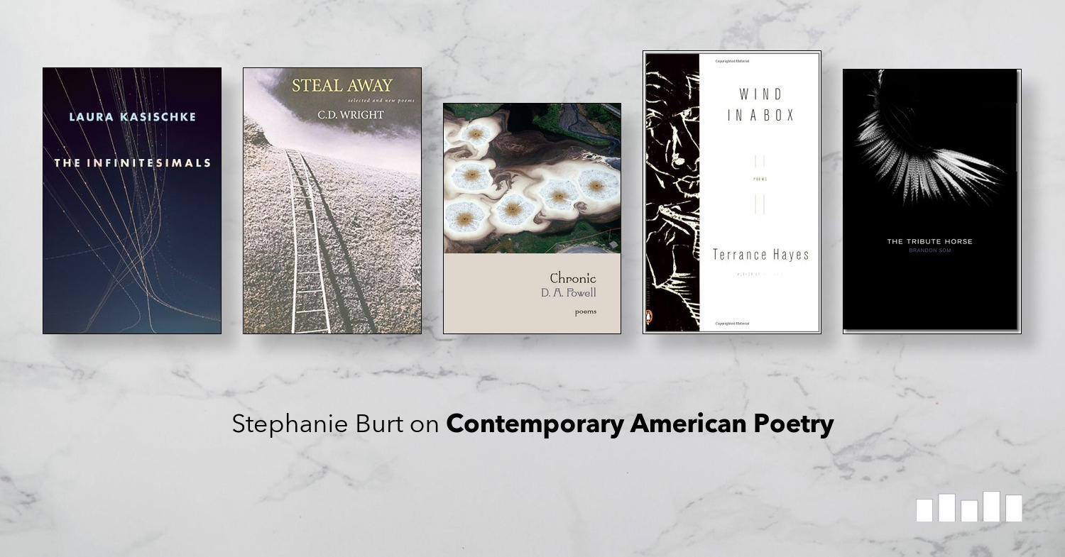 The Best Books On Contemporary American Poetry Five Books Expert