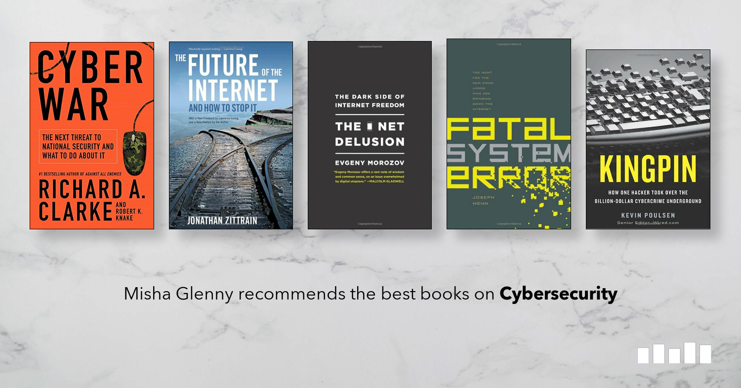The Best Books on Cybersecurity | Five Books Expert