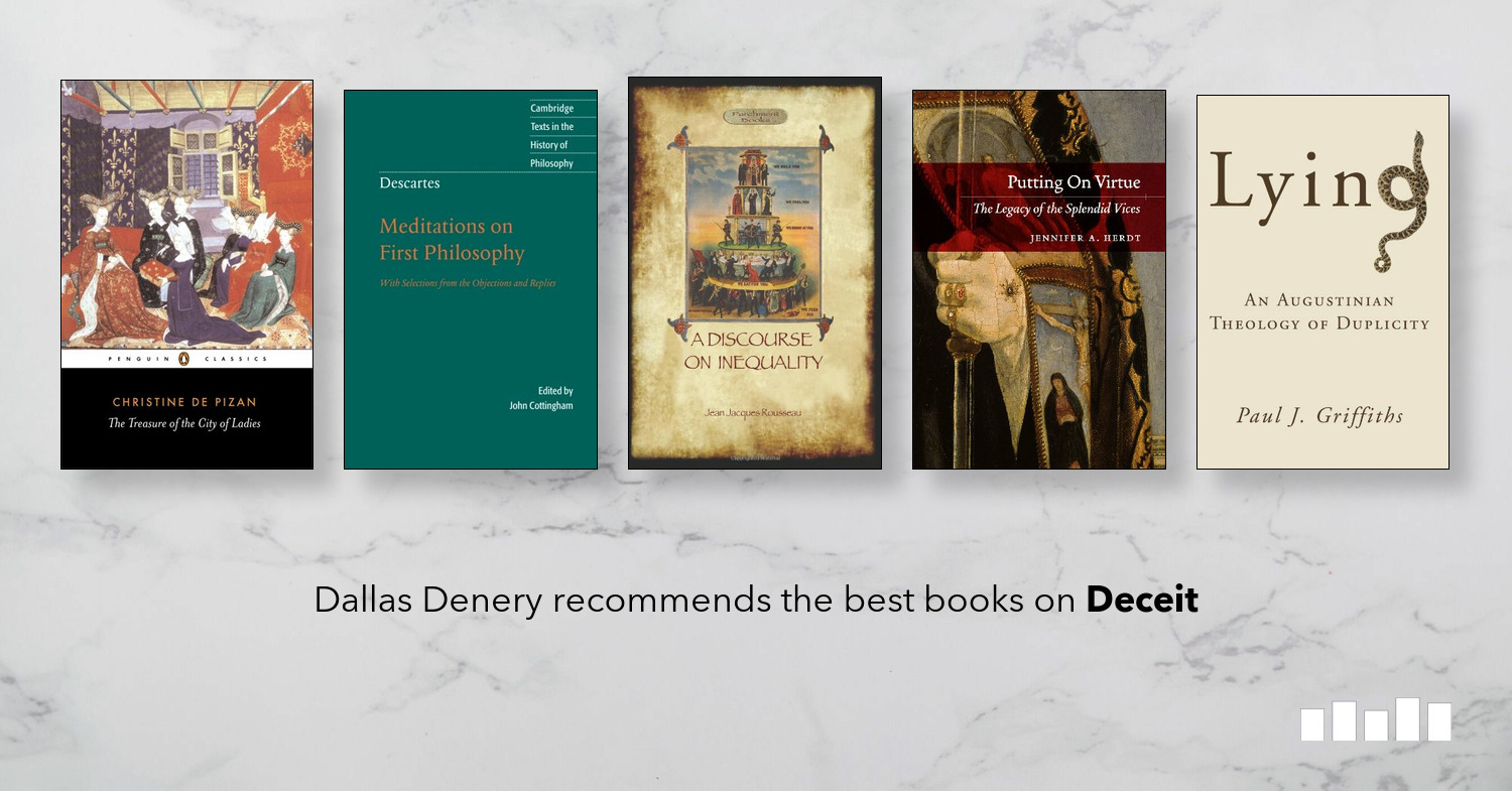 The Best Books on Deceit | Five Books Expert Recommendations
