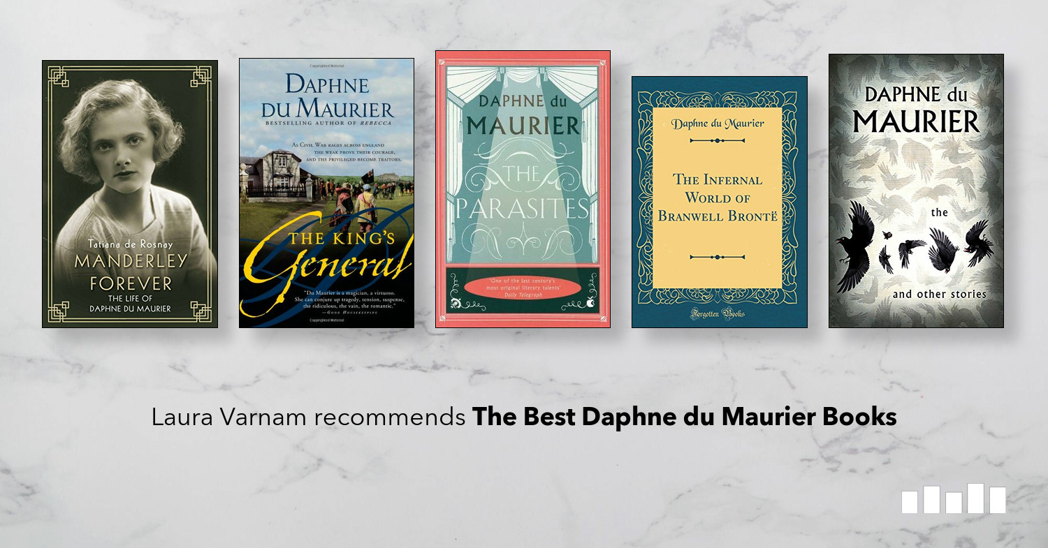 Best Daphne Du Maurier Books | Five Books Expert Recommendations