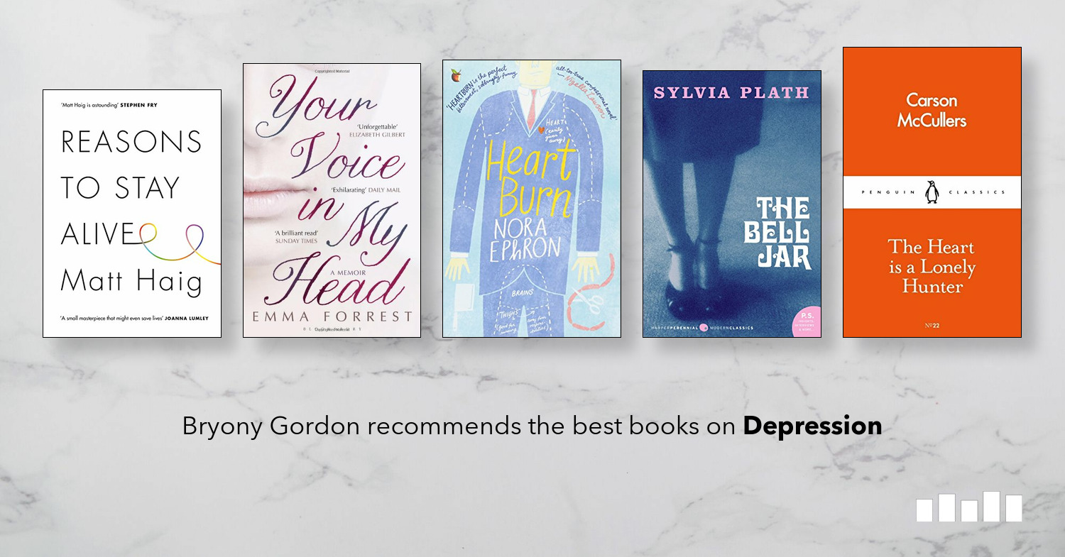The Best Books On Depression Five Expert Recommendations But Someone In Korea Has Captured Heart Beat Schematic I Think
