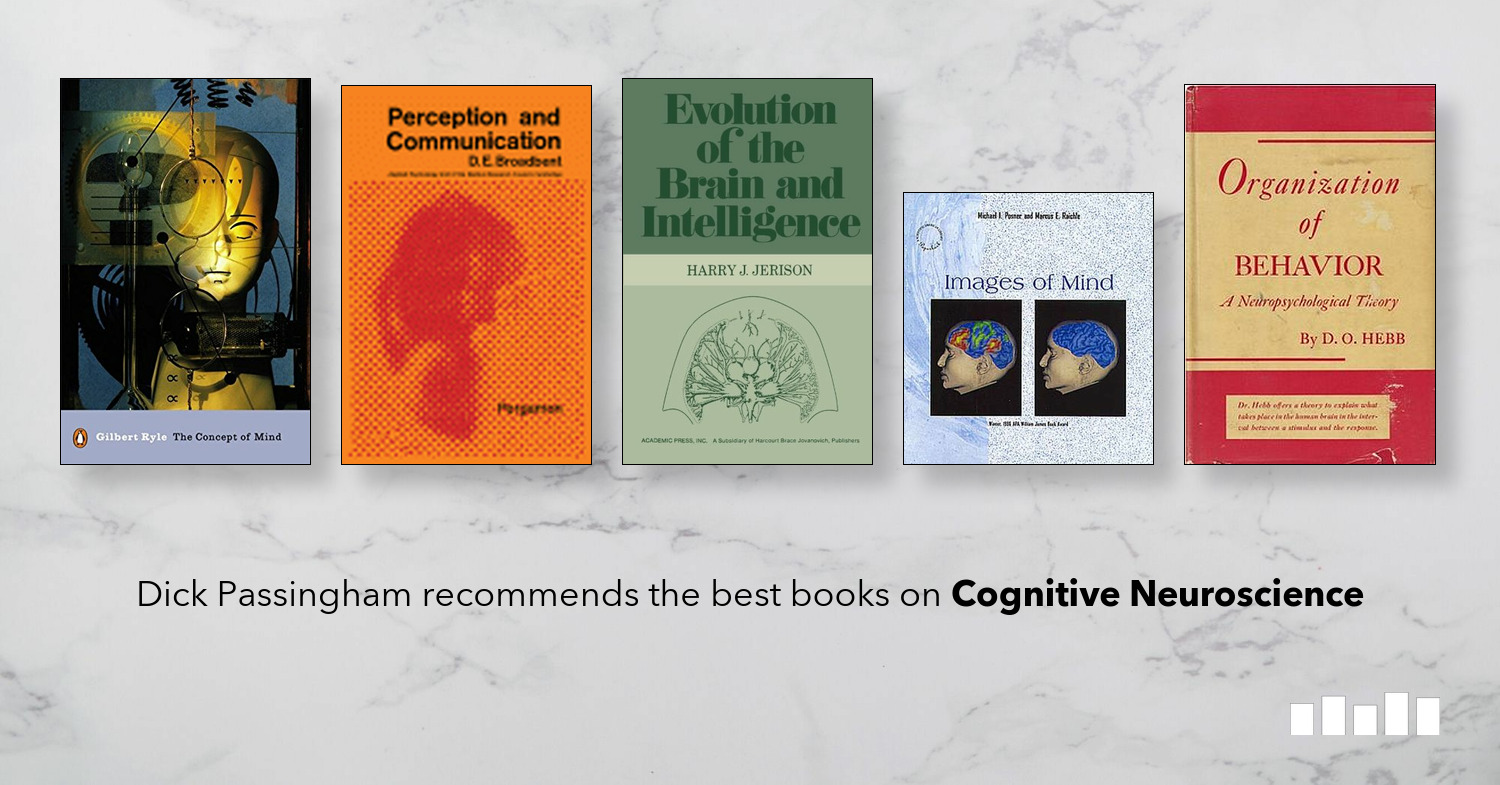 The Best Books on Cognitive Neuroscience | Five Books Expert