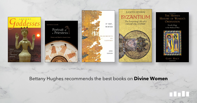 The Best Books on Divine Women | Five Books Expert