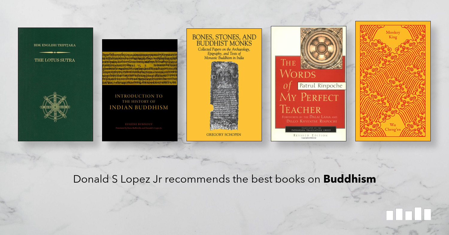 The Best Books on Buddhism | Five Books Expert Recommendations
