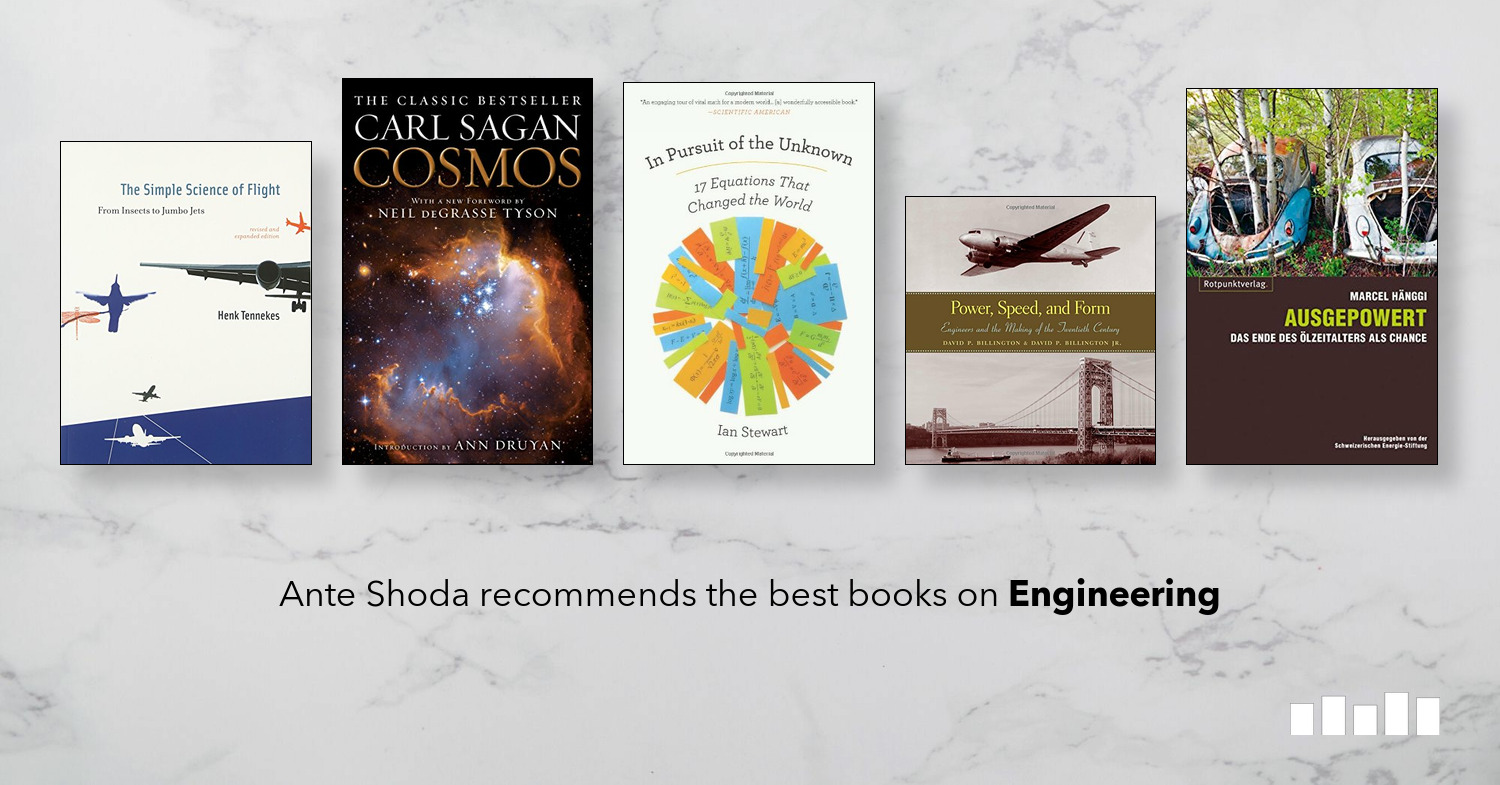 The Best Books on Engineering | Five Books Expert