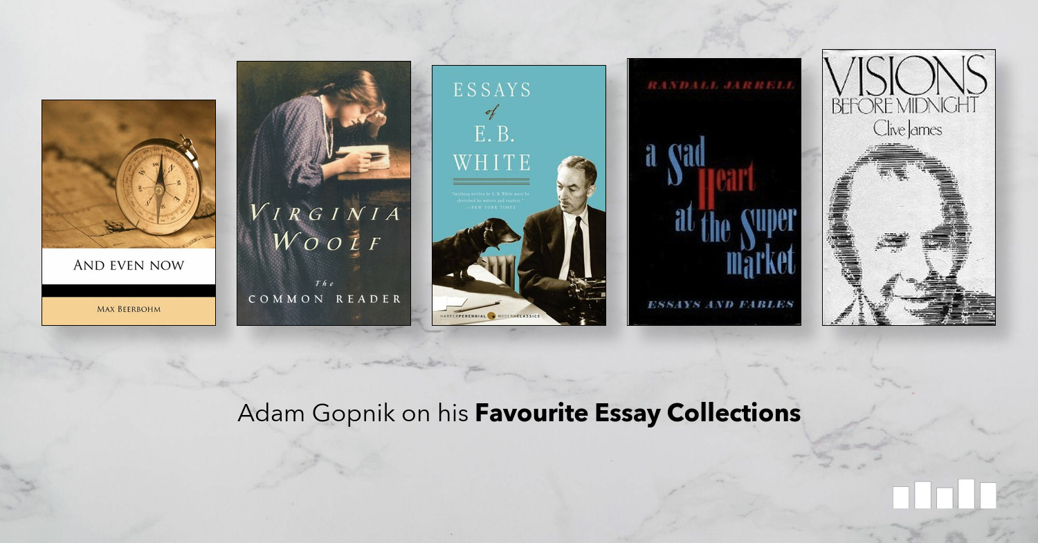 Best essay collections