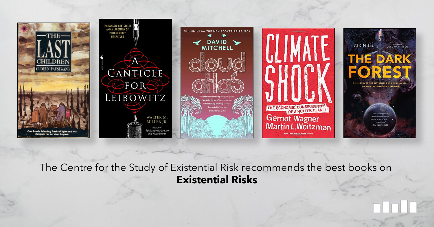 The Best Books on Existential Risks   Five Books Expert
