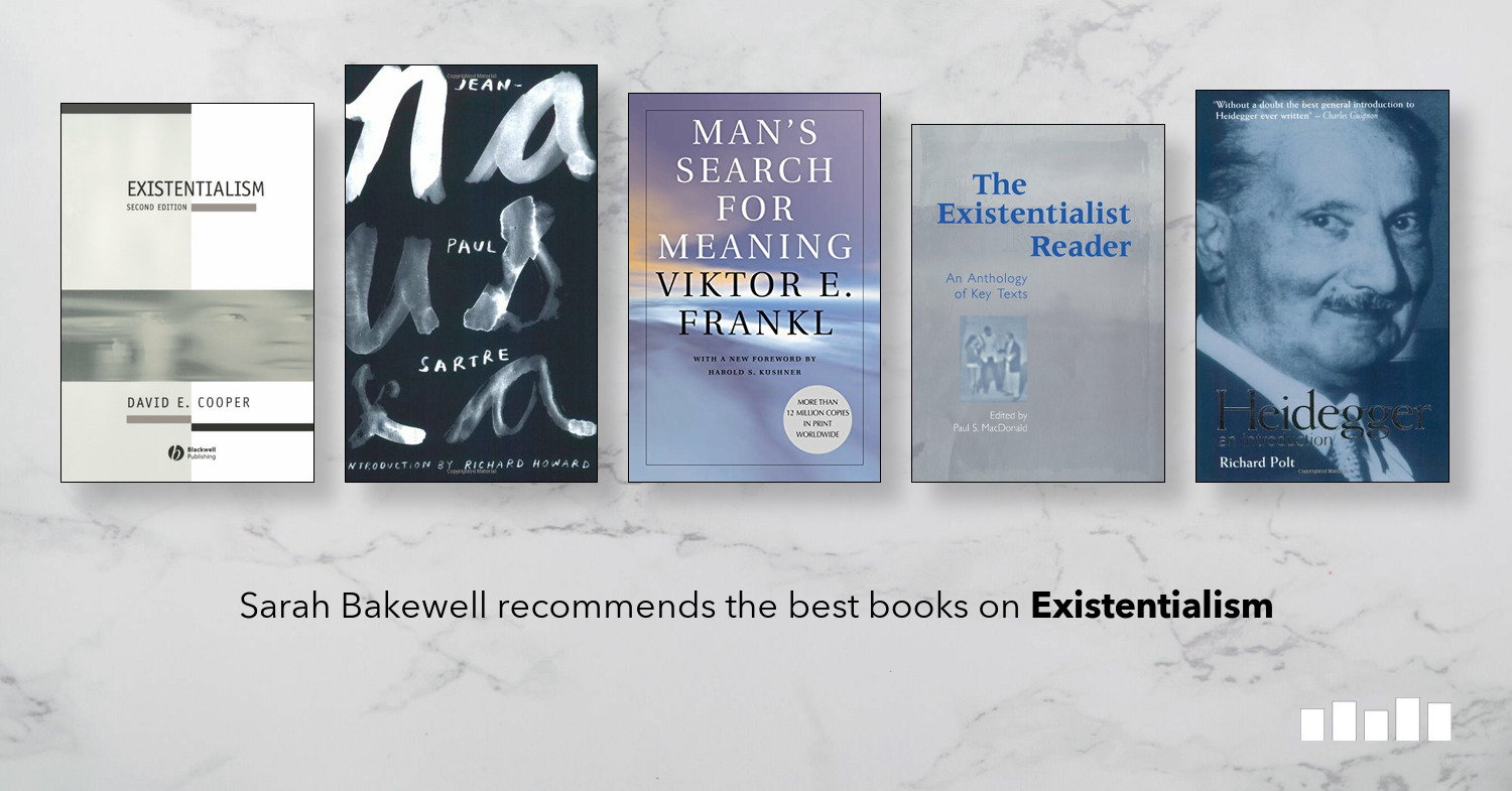 The Best Books on Existentialism | Five Books Expert Recommendations