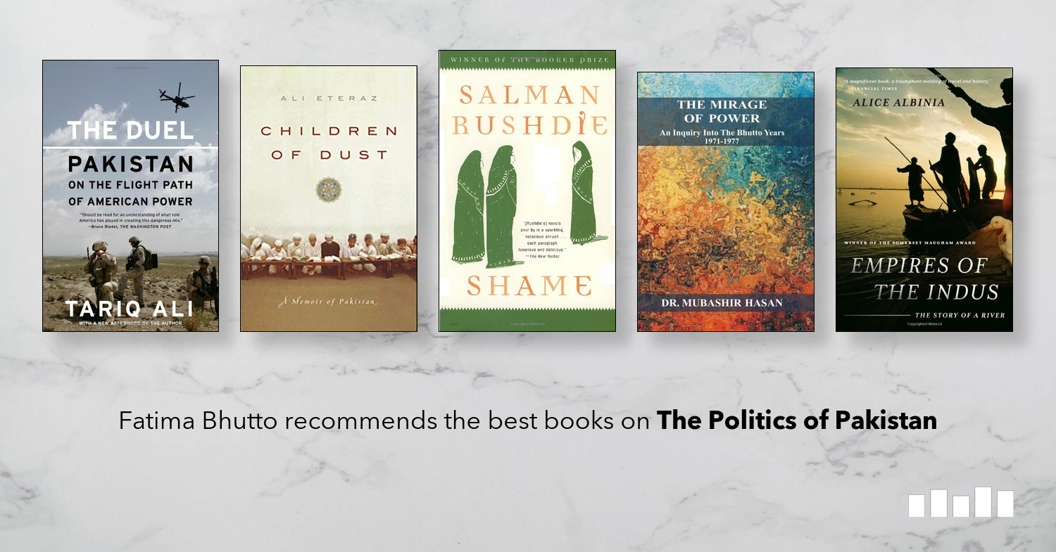 The Best Books on The Politics of Pakistan | Five Books Expert