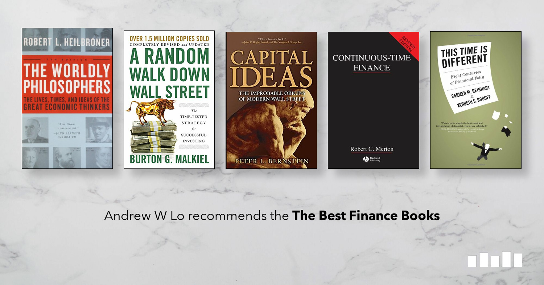 The Best Finance Books