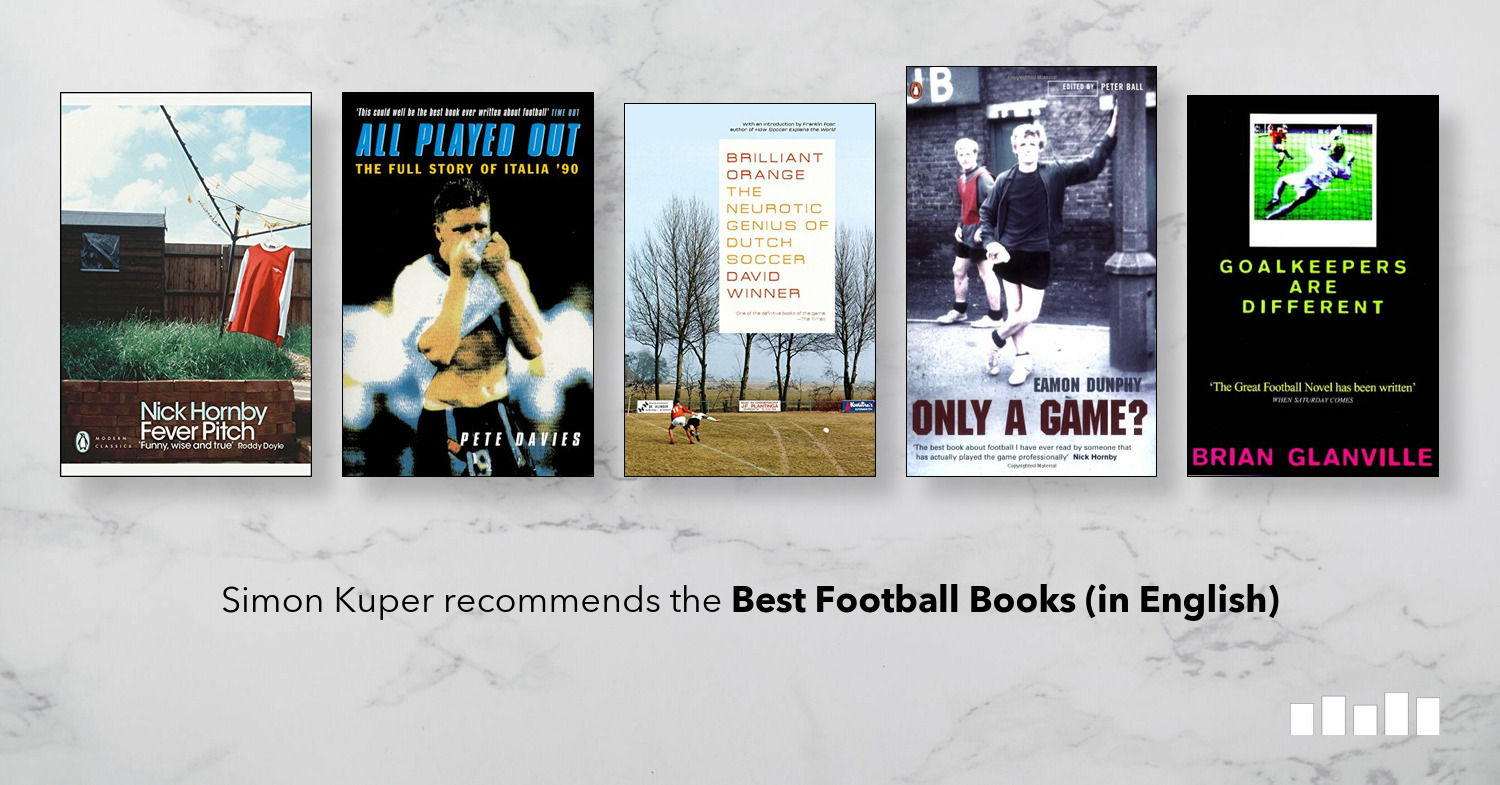 The Best Football Books (in English) | Five Books