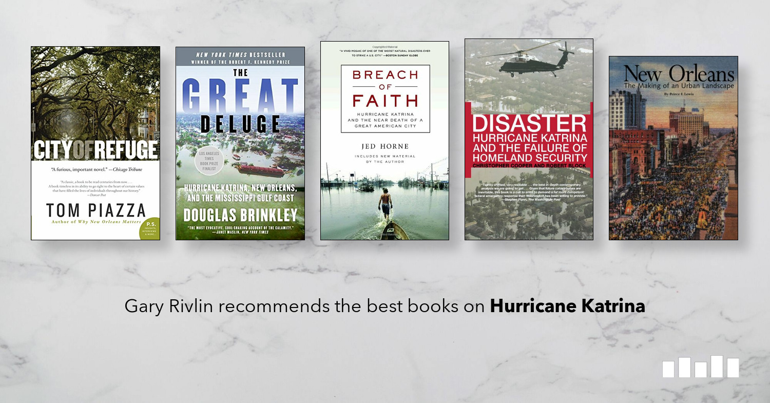 Best Natural Disaster Fiction Books