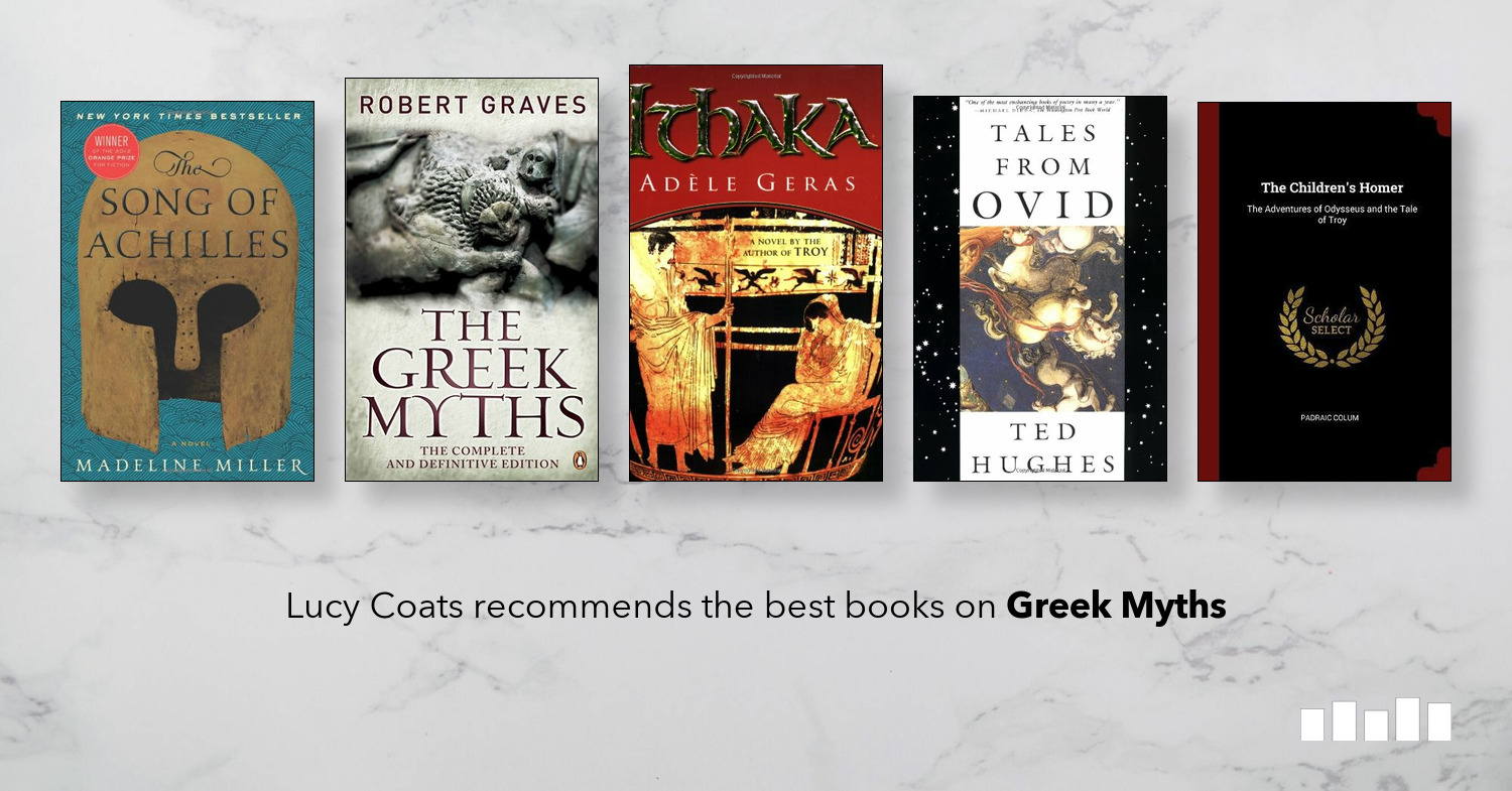 The Best Books on Greek Myths | Five Books Expert Recommendations
