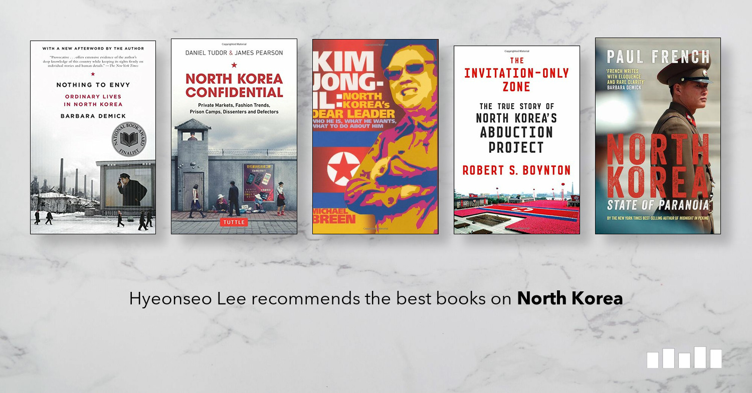 The best books on north korea five books stopboris Image collections