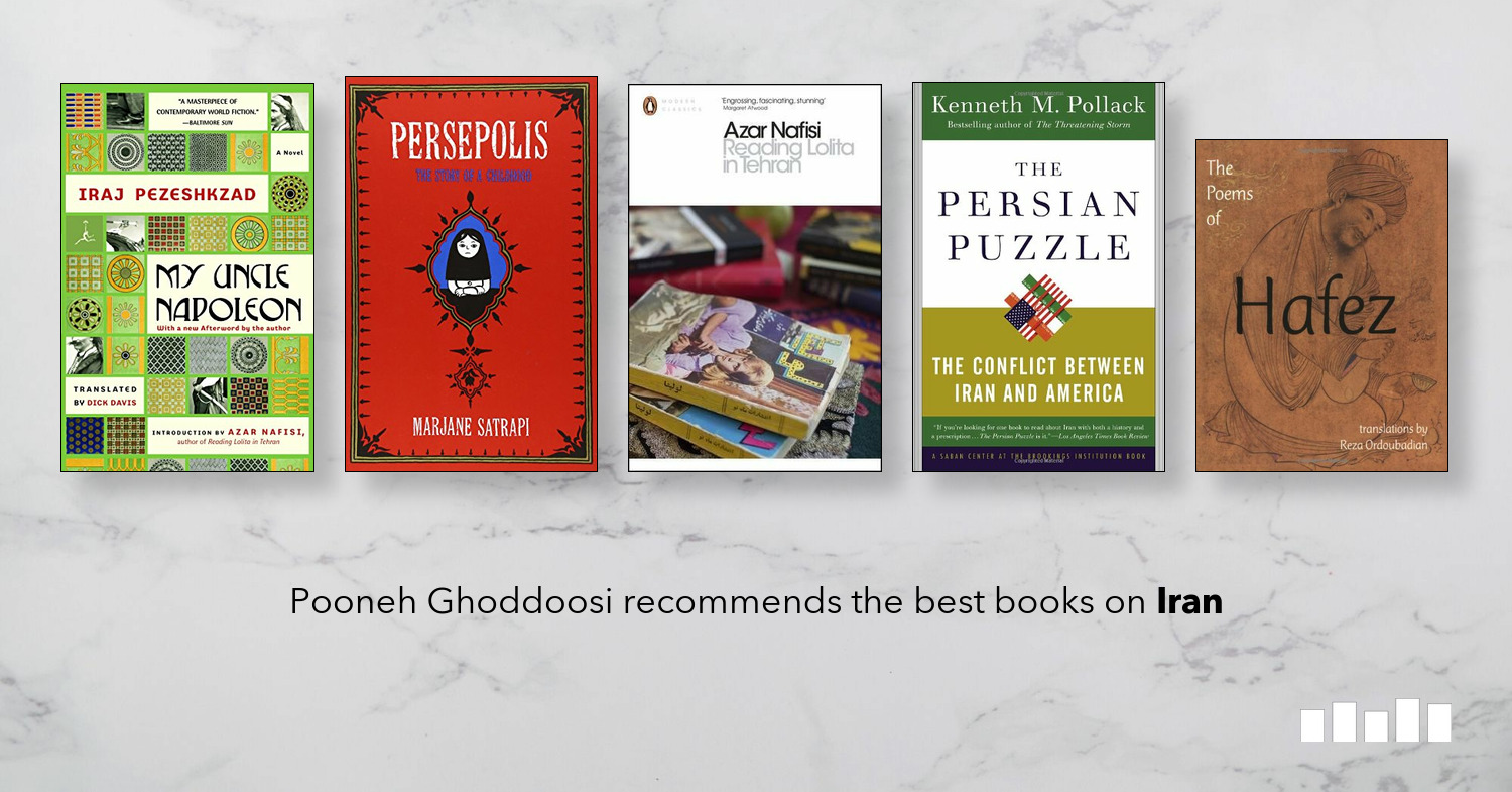 The Best Books on Iran | Five Books Expert Recommendations