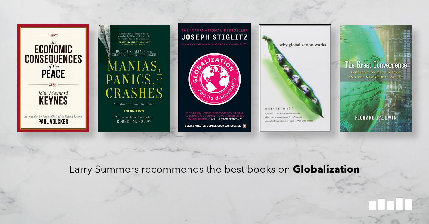 The Best Books on Globalization | Five Books Expert Recommendations