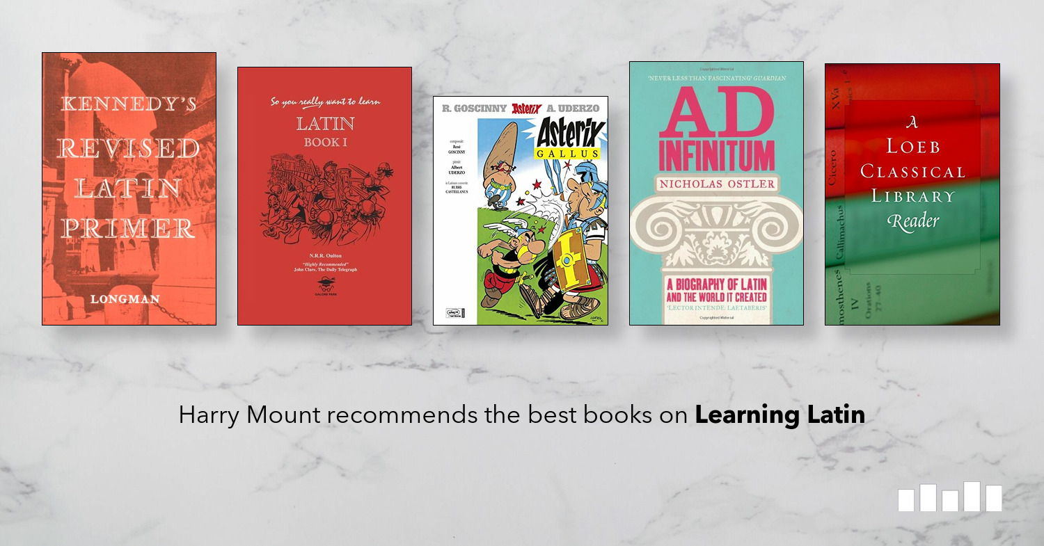 The best books on learning latin five books expert recommendations fandeluxe
