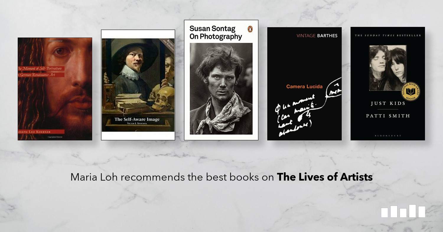 The Best Books on The Lives of Artists | Five Books Expert