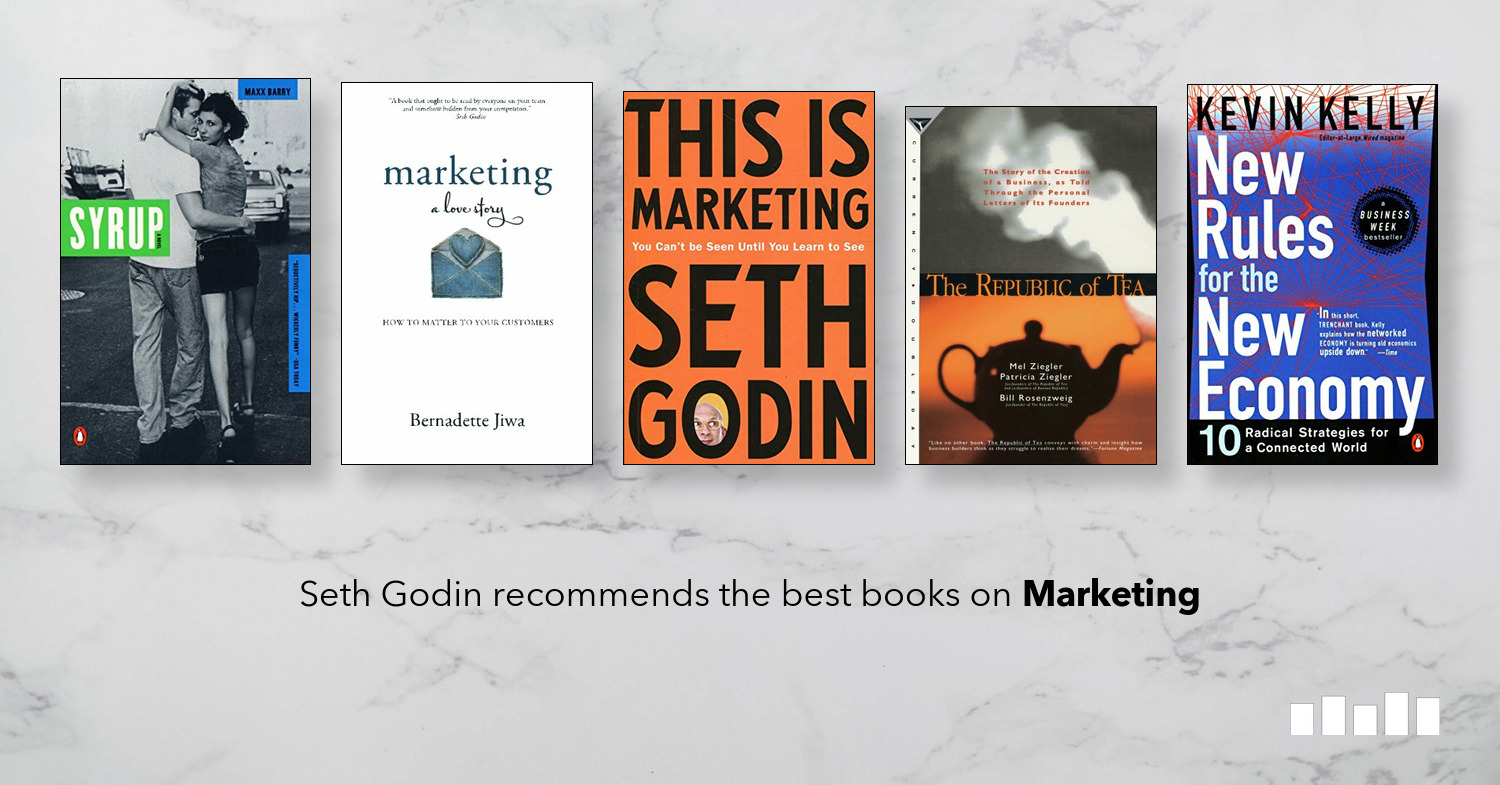 The Best Books on Marketing | Five Books Expert Recommendations