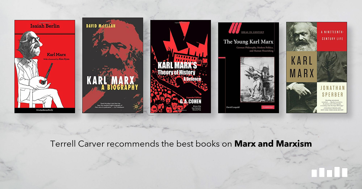 The Best Books on Marx and Marxism