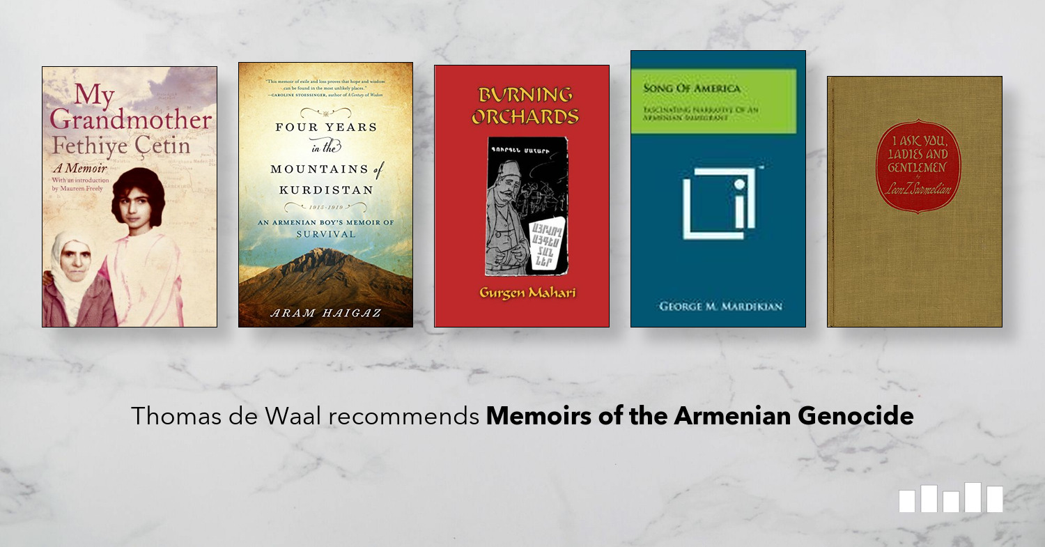 The Best Books on Memoirs of the Armenian Genocide | Five