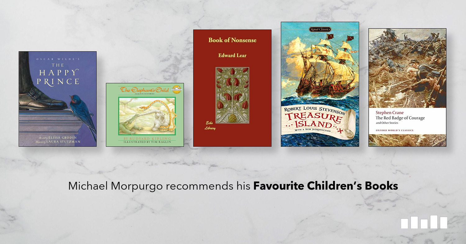 What Is Michael Morpurgo S Favourite Food