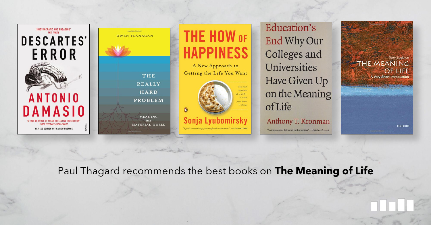The Best Books on The Meaning of Life | Five Books Expert