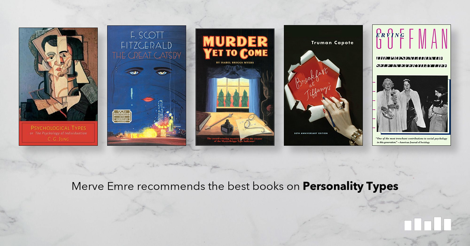 The Best Books on Personality Types | Five Books Expert