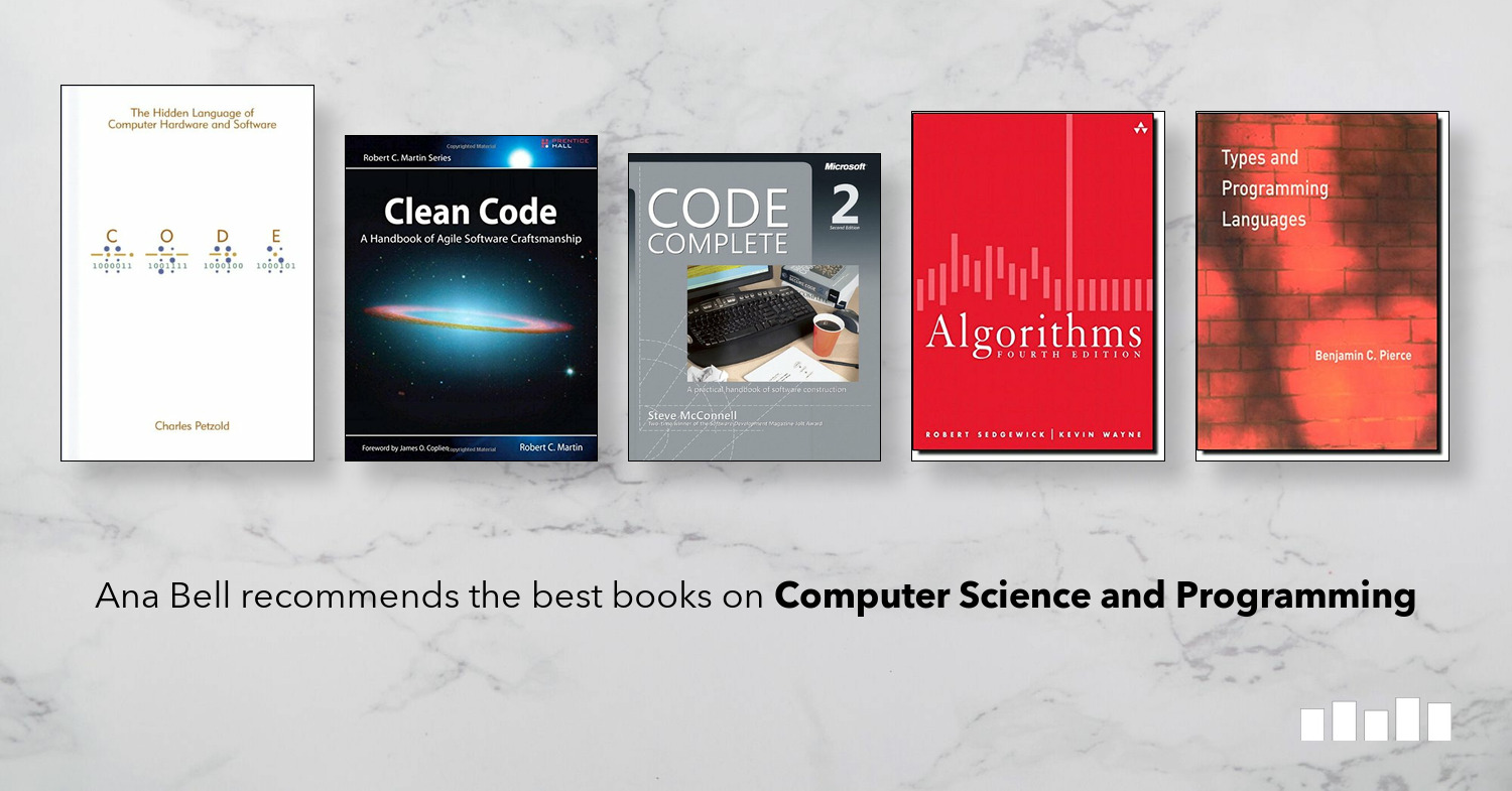 The Best Books on Computer Science and Programming | Five Books