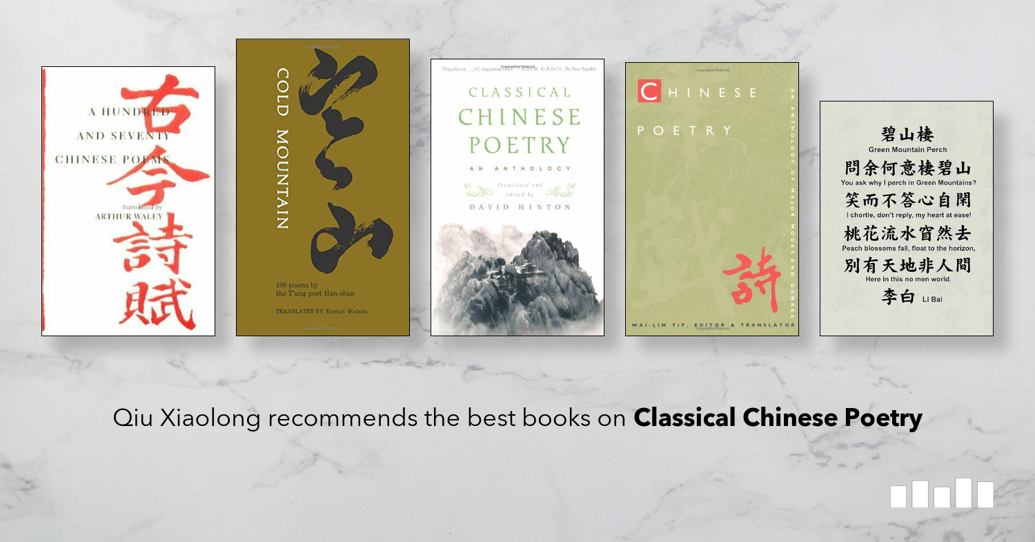 The Best Books on Classical Chinese Poetry | Five Books