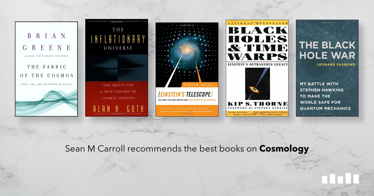 What is the best books to learn cosmology? - Quora