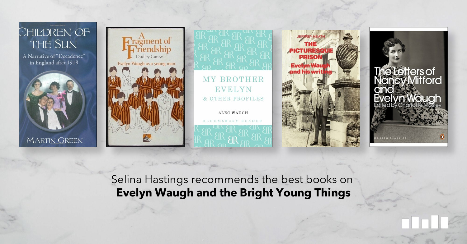The Best Books on Evelyn Waugh and the Bright Young Things | Five Books  Expert Recommendations