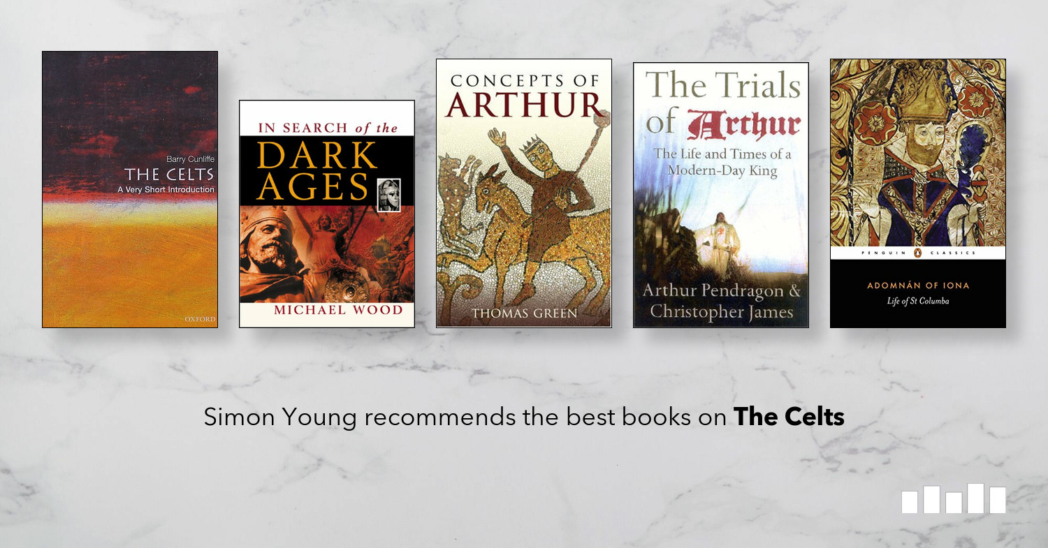 The Best Books on The Celts | Five Books Expert Recommendations