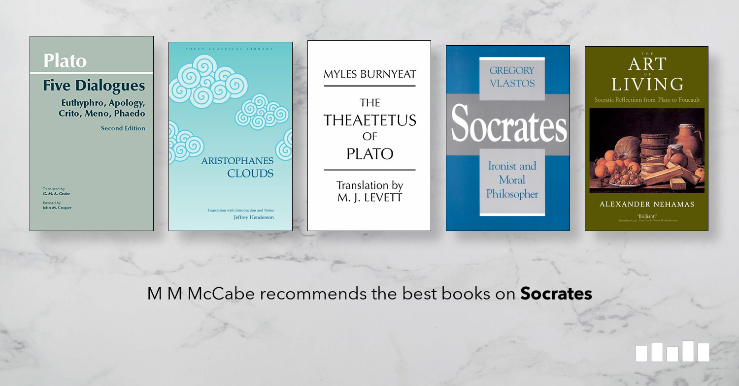 The Best Books on Socrates | Five Books Expert Recommendations