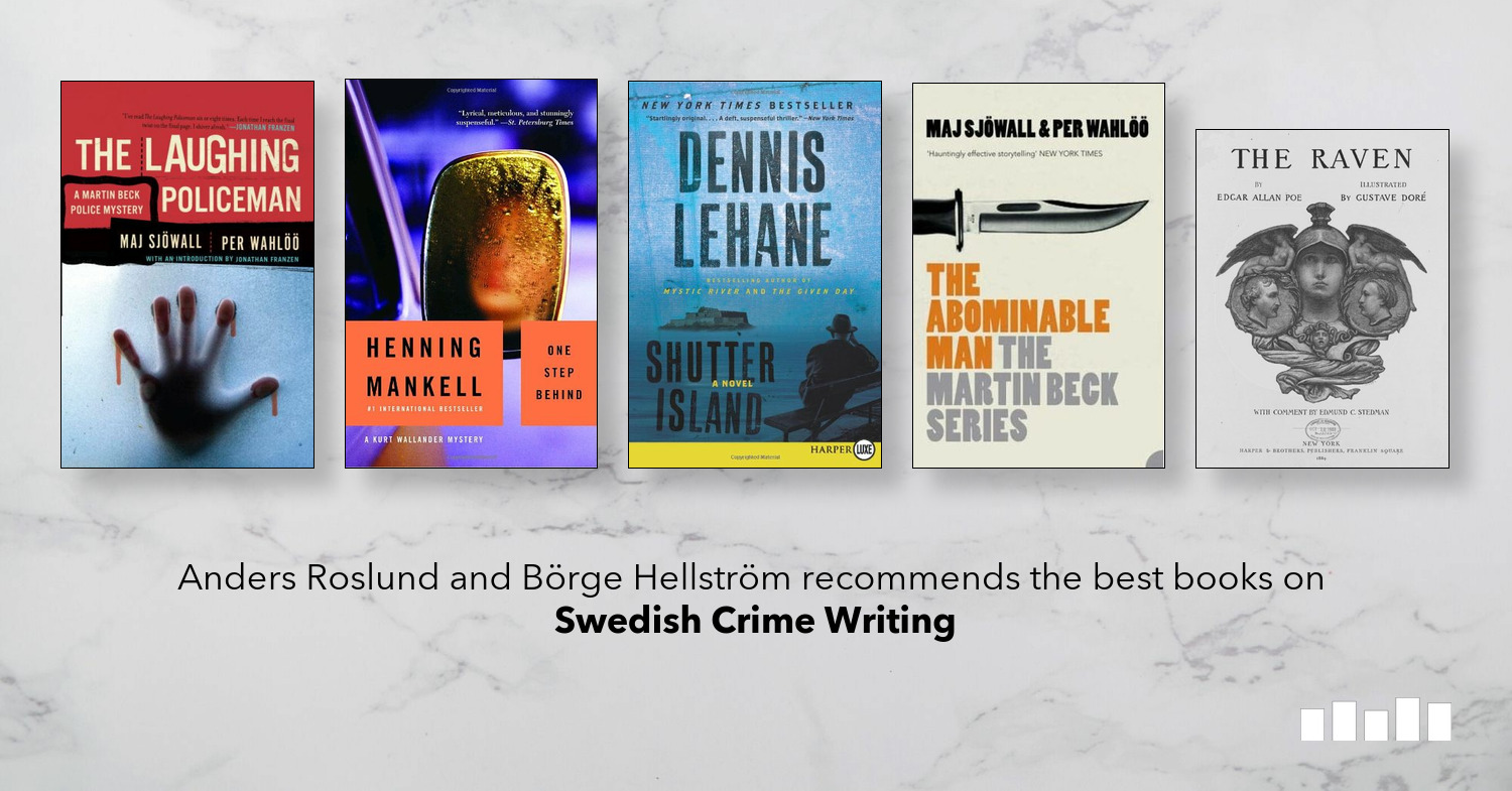 The Best Of Swedish Crime Writing Five Books