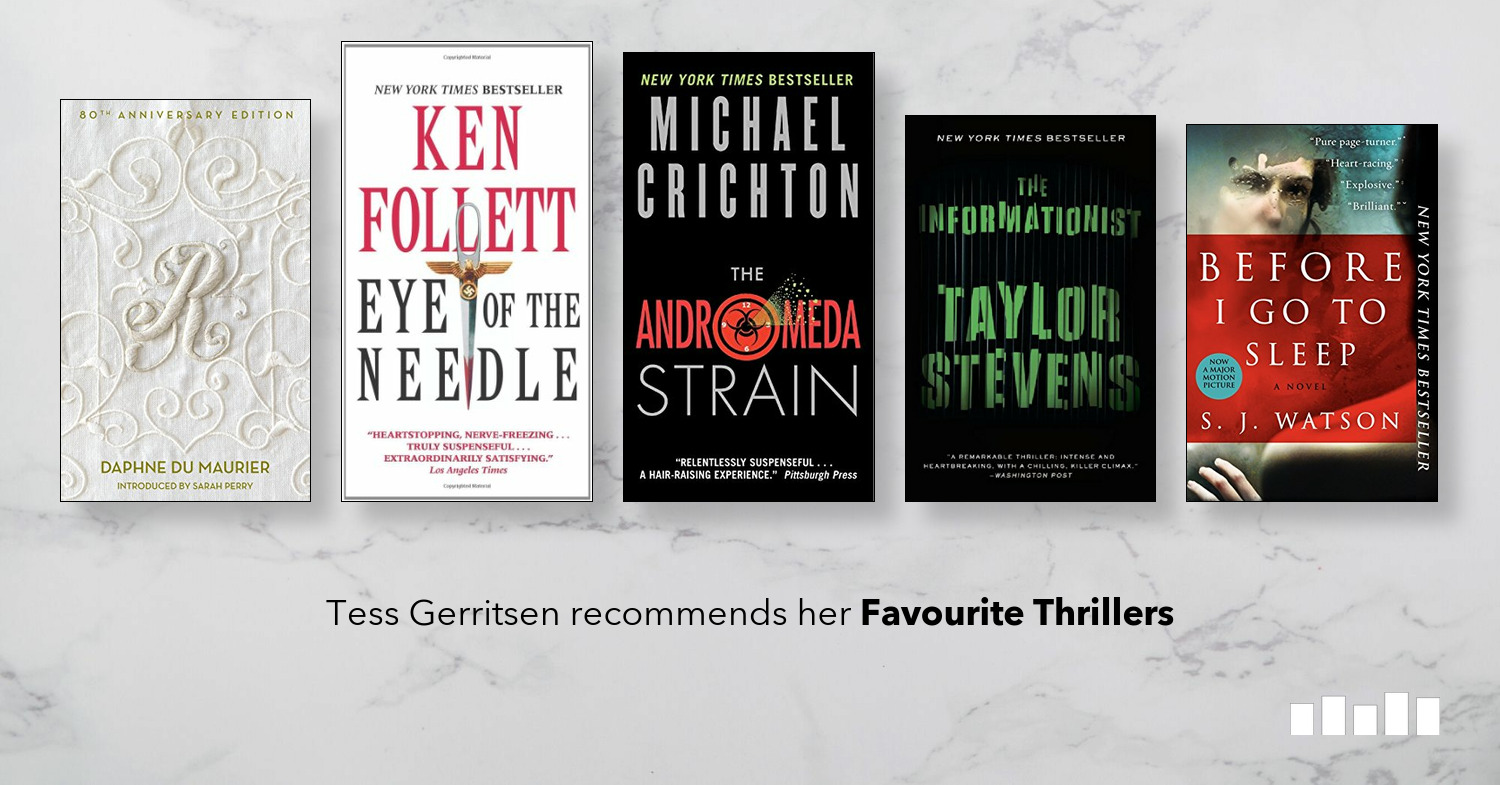 The Best Books on Favourite Thrillers | Five Books Expert