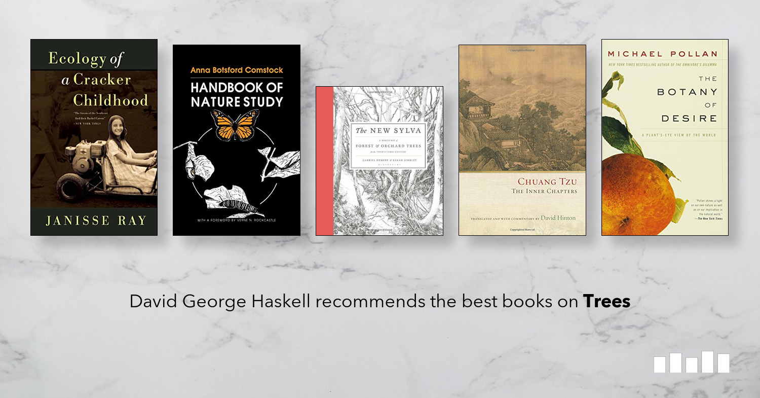The Best Books on Trees | Five Books Expert Recommendations