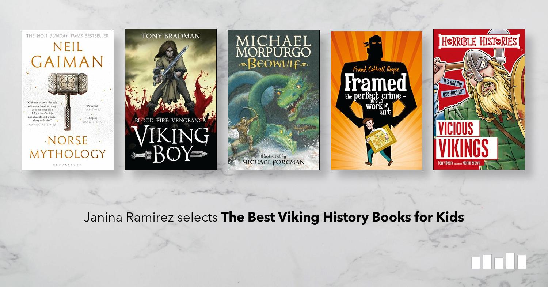 The Best Viking History Books for Kids | Five Books Expert