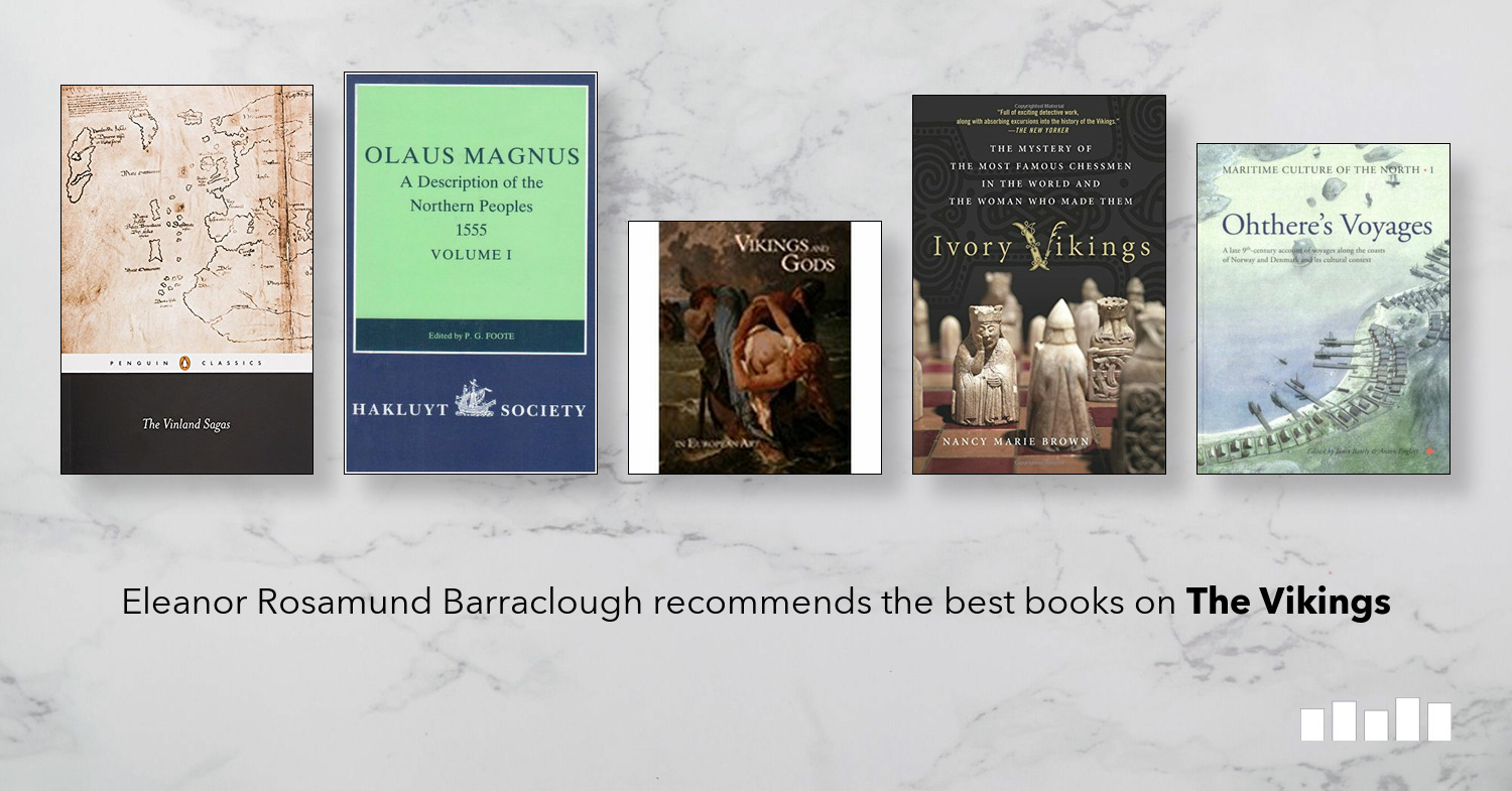 The Best Books on The Vikings | Five Books Expert Recommendations