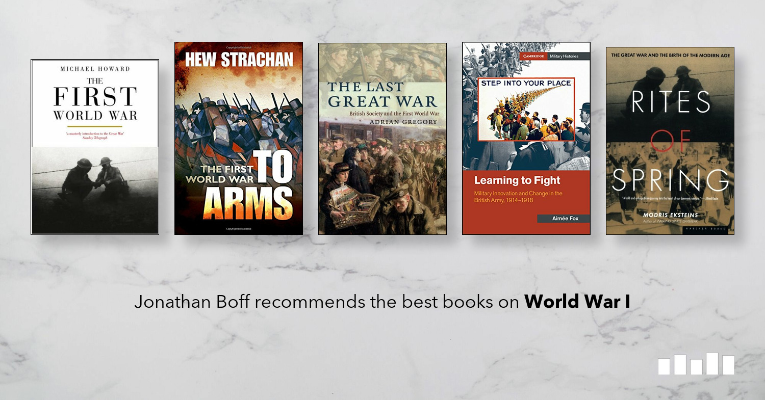 The 10 best… books about war